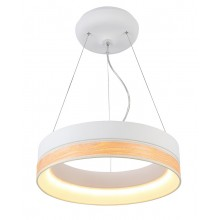 Люстра подвесная светодиодная Favourite 1357-120P Ledino белый 43 Вт