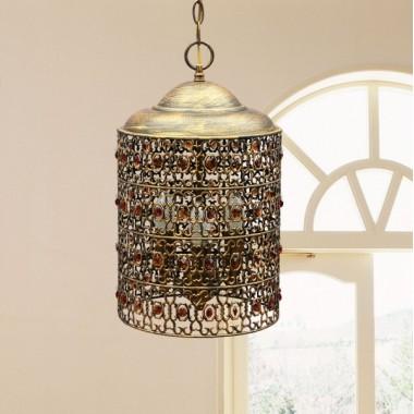 Светильник подвесной Favourite 3212-3P Marocco бронза