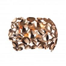 Настенный светильник Favourite 2013-2W Gittus розовое золото 2*E14*40W