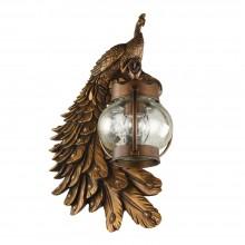 Уличный настенный светильник Favourite 2081-1W Hunt коричневый 1*E27*60W, IP44