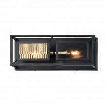 Настенный светильник Favourite 2083-2W Dual черный 2*E14*40W