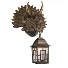 Уличный настенный светильник Favourite 2251-1W Hunt коричневый 1*E27*60W, IP44