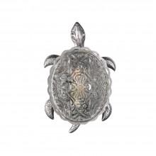 Настенный светильник Favourite 2255-1W Turtle серебро 1*G9LED*5W, included