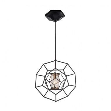 Светильник подвесной Favourite 2039-1P Septum черный