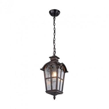 Светильник уличный Favourite 2036-1P Bristol коричневый