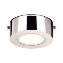 Накладной светильник Favourite 1724-1C Lustige хром 5 Вт ф100 мм 3000К