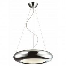 Люстра подвесная светодиодная Favourite 1527-28P Kreise хром 28 Вт