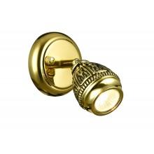 Спот Favourite 1586-1W Sorento золото
