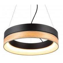 Люстра подвесная светодиодная Favourite 1358-120P Ledino разноцветный 43 Вт