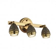 Спот Favourite 1586-3W Sorento золото