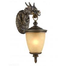 Бра уличное Favourite 1716-1W Dragon коричневый
