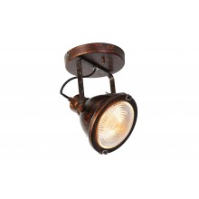 Спот в стиле Лофт Favourite 1898-1W Industria коричневый