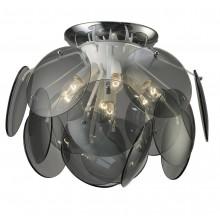 Люстра потолочная Favourite 1310-7U Megapolis хром