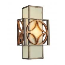 Светильник настенный Favourite 1403-2W Heraklion коричневый