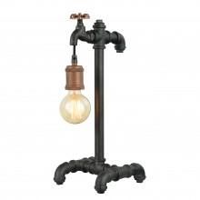 Настольная лампа Favourite 1581-1T Faucet черный