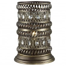 Настольная лампа Favourite 1620-1T Arabia коричневый