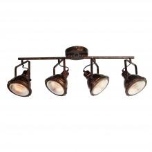 Спот в стиле Лофт Favourite 1898-4C Industria коричневый