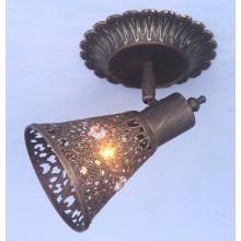 Спот Favourite 1797-1W Arabian Drim Brown коричневый