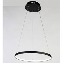 Люстра подвесная светодиодная Favourite 1764-4P Giro Black черный 32 Вт