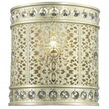 Светильник настенный Favourite 1627-1W Karma белый с патиной