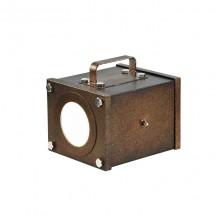 Настольная лампа Favourite 2037-1T Foco коричневый