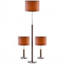 Настольная лампа Favourite 1427-SET Super-set коричневый
