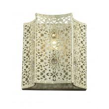 Светильник настенный Favourite 1625-1W Bazar белый с патиной
