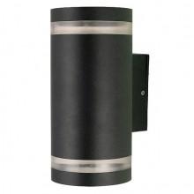 Архитектурный светильник Favourite 1830-2W Flicker черный 3000К