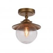 Светильник в стиле Лофт Favourite 2027-1U Farola бронза