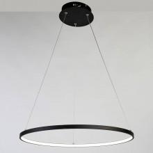 Люстра подвесная светодиодная Favourite 1764-6P Giro Black черный 48 Вт