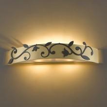 Светильник настенный Favourite 1465-3W Florina желтый