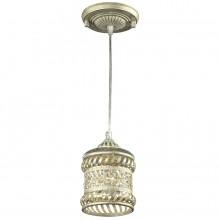 Светильник подвесной Favourite 1623-1P Arabia белый с патиной