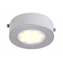 Накладной светильник Favourite 1726-1C Lustige белый 5 Вт ф100 мм 3000К