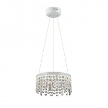 Люстра подвесная светодиодная Favourite 1780-3P Splatter белый 20 Вт