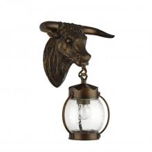 Бра уличное Favourite 1847-1W Hunt коричневый