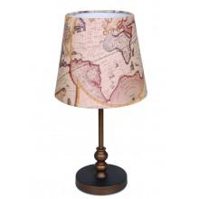 Настольная лампа Favourite 1122-1T Mappa бежевый