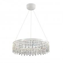 Люстра подвесная светодиодная Favourite 1780-6P Splatter белый 42 Вт