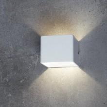 Архитектурный светильник Favourite 1998-1W Twinser серый 5 Вт 4200 K