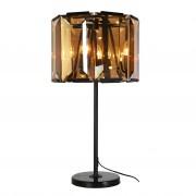 Настольная лампа Favourite 1891-4T Prismen черный