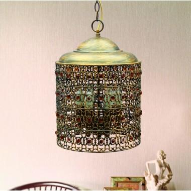 Светильник подвесной Favourite 2312-6P Marocco бронза