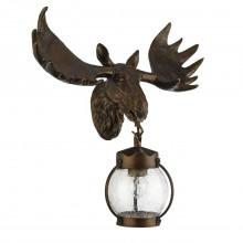 Бра уличное Favourite 1848-1W Hunt коричневый