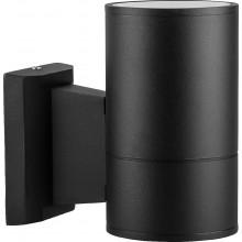 "Архитектурный светильник ""Техно"" Feron DH0701 230V E27 160*155*90мм черный (арт. 06296)"