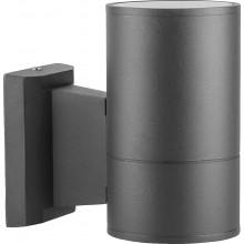 "Архитектурный светильник ""Техно"" Feron DH0701 230V E27 160*155*90мм серый (арт. 06297)"