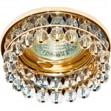 Точечный светильник Feron CD2130 MR16 золото 18769