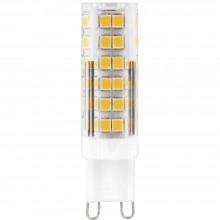 Светодиодная лампа капсула Feron LB-433 (7W) 230V G9 6400K 16x60мм 25768