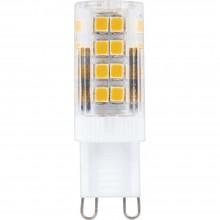 Светодиодная лампа капсула Feron LB-432 (5W) 230V G9 4000K 16x50мм 25770