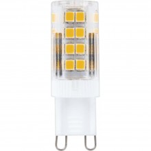Светодиодная лампа капсула Feron LB-432 (5W) 230V G9 6400K 16x50мм 25771