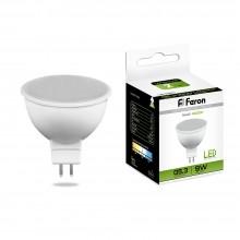 Лампа светодиодная Feron LB-560 9W 230V G5.3 2700K MR16 (арт. 25839)