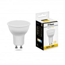 Лампа светодиодная Feron LB-560 9W 230V GU10 2700K MR16 (арт. 25842)