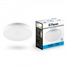Светодиодная лампа Feron LB-451 7W 230V GX53 6400K для натяжных потолков (арт. 25866)